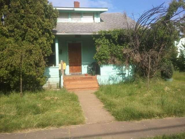 Bridgetown Home Buyers N Foss Ave - Before - Coming Soon