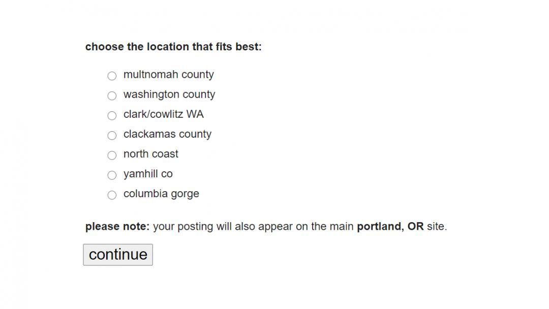 Portland Craigslist - Keep it Easy Bridgetown Home Buyers